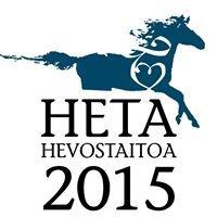HETA 2015 -hevostaitotapahtuma