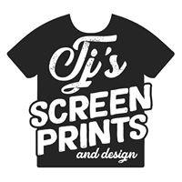 Tjs' Screen Prints and Design