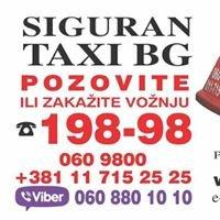 Siguran Taxi BG