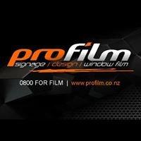 Profilm - Signage Design Window Films