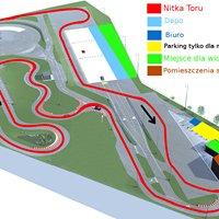 Tor ODTJ Lublin - jazdy, szkolenia