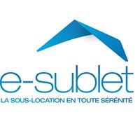 E-sublet.fr