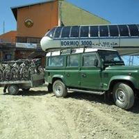 Alpin Taxi Cola - Bike Shuttle