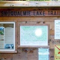 Snoqualmie Lake Trail