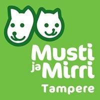 Tampereen Musti ja Mirri Linnainmaa