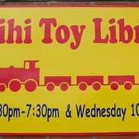 Waihi Toy Library