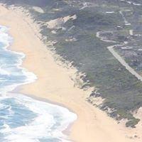 Kleinkrantz Dune Paragliding Launch Site