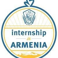 AYF Internship in Armenia