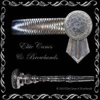 Elite Canes And Browbands