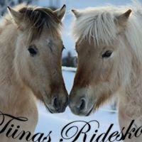 Tiinas Rideskole