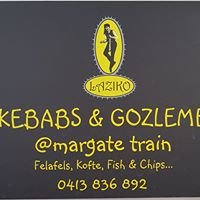Laziko Kebabs & Gozleme -Margate Train