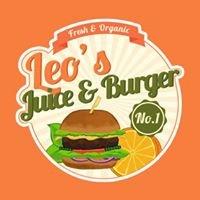 Leo's Juice & Burger - Lübeck