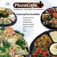 PizzaCafe Toronto