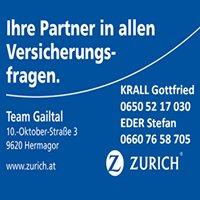 Zurich Versicherung Team Gailtal