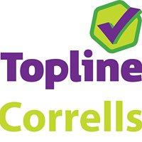 Topline Corrells