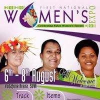 Fiji's First National Women's Expo