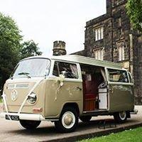 VW Campervan Wedding Car Hire, West Midlands inc Worcestershire