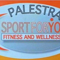 Sport For You  Fitness & Wellness