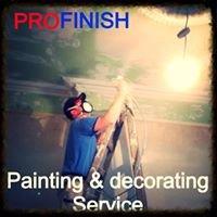 Profinish   Painting & decorating Dublin