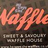 He Says She Waffles