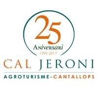 Cal Jeroni - Agroturisme Cantallops
