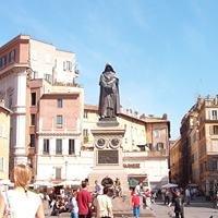 Piazza Di Campo De' Fiori