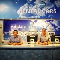 Waiheke Rental Cars