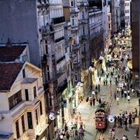 Beyoğlu Taksim istiklal Caddesi Istanbul