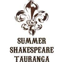 Summer Shakespeare Tauranga