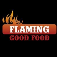 Flaming Good Food
