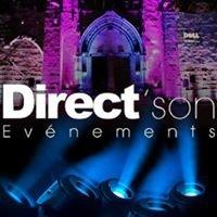 Direct'Son Evenements