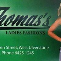 Thomas's Ladies fashions