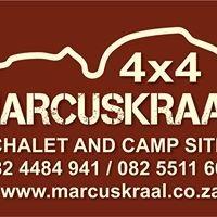 Marcuskraal 4x4, Camp Site & Chalet    Citrusdal