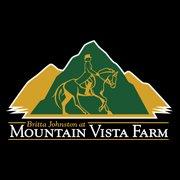Britta Johnston at Mountain Vista Farm