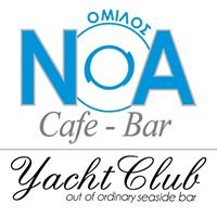 N.O.A. Cafe // Yacht club