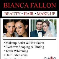 Bianca Fallon Hairstylist & Makeup Artist