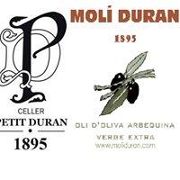 Molí Duran-Celler Petit Duran