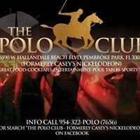 The POLO CLUB - Formerly Casey's Nickelodeon