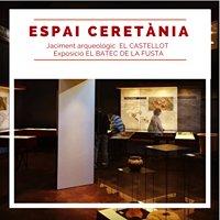 Espai Ceretània - jaciment arqueològic el Castellot de Bolvir