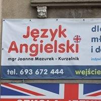 Angielski Prudnik Szkoła Językowa Joanna Mazurek- Kurzelnik
