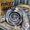 Pińcet Garage