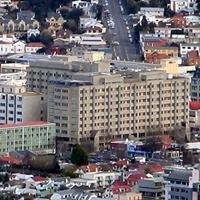 Dunedin Public Hospital