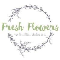 Fresh Flowers - Kaitaia
