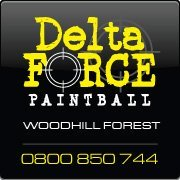 Delta Force Paintball - Woodhill Forest