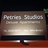 Petries studios & apartments