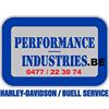 Performance Industries   Harley-Davidson en Buell  service