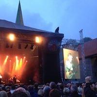 Konsert Borggården
