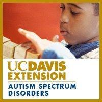 UC Davis Continuing and Professional Education, Autism Spectrum Disorder
