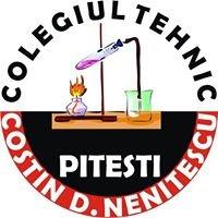 """Colegiul Tehnic """"Costin D.Neniţescu"""" Piteşti."""