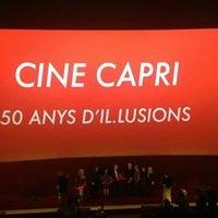cine Capri (El Prat de Llobregat)